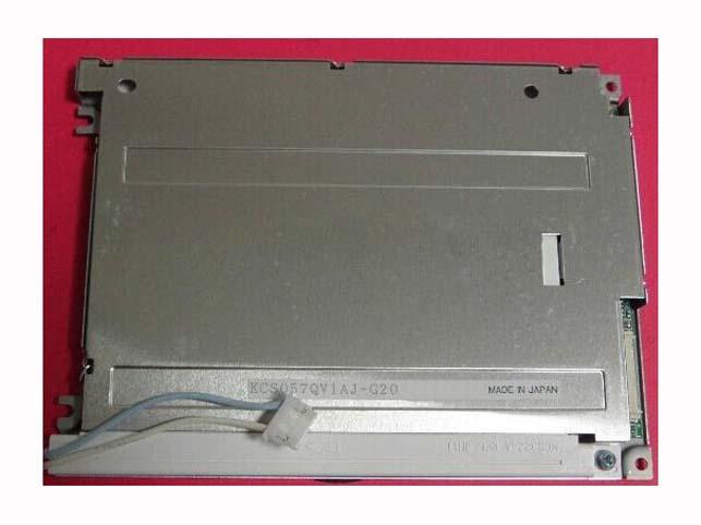 Фотография KCS057QV1AJ-G20 5.7 inch 100% Tested Working Perfect quality lcd panel s creen KCS057QV1AJ G20