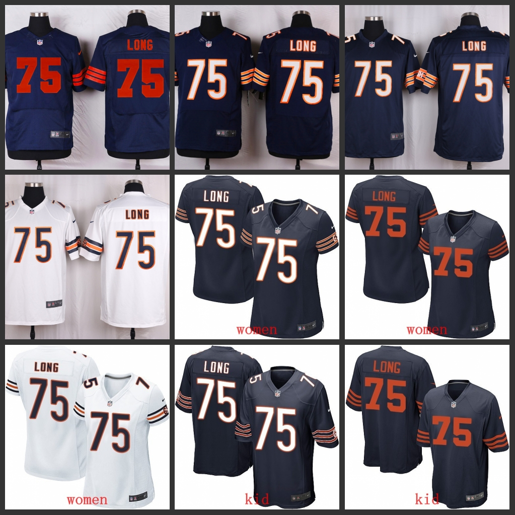 Nike NFL Womens Jerseys - Popular Kyle Long-Buy Cheap Kyle Long lots from China Kyle Long ...