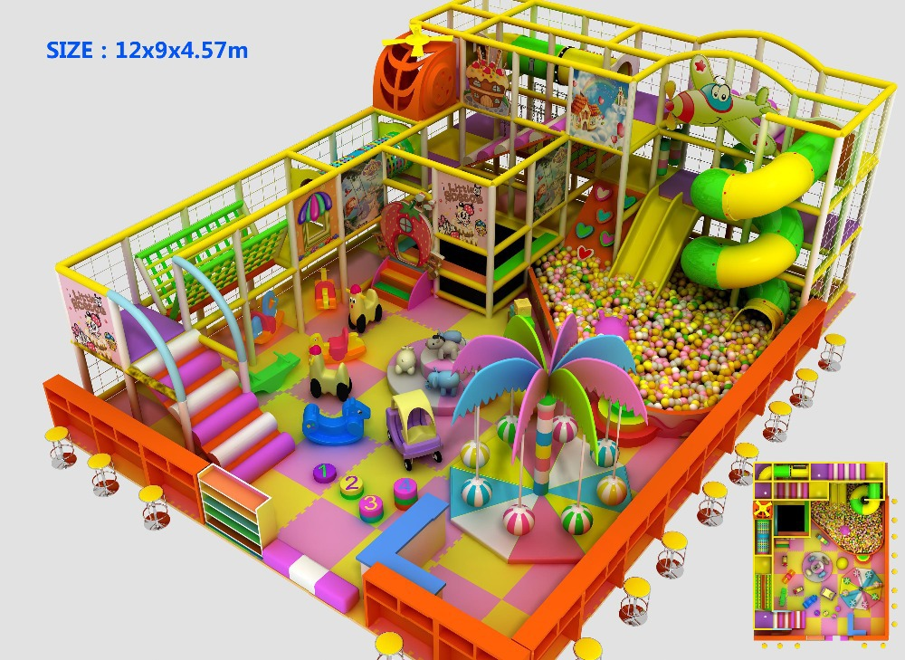 Naughty castle indoor soft play equipment indoor soft for Indoor soft play