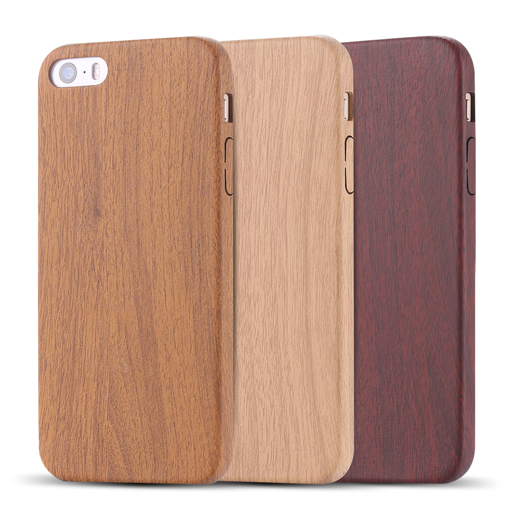 5 s Retro Vintage Wood Bamboo Pattern Leather PU Cases for iphone 5 5s Luxury Slim Back Cover Mobile Phone Protector Accessories(China (Mainland))