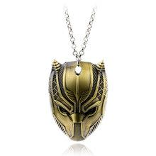 Naszyjnik z serii Marvel Avengers 3 wojna bez granic klasyczny sprzęt superbohatera wisiorek naszyjniki dla kobiet mężczyzn fani Dropship(China)