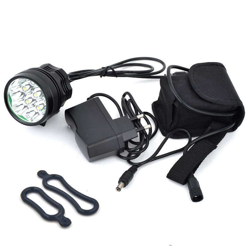 LowestPrice 8500 Lumen Waterproof XML T6 LED Bicycle Light Bike Light Lamp +Battery Pack+Charger 3 Switch Modes<br><br>Aliexpress