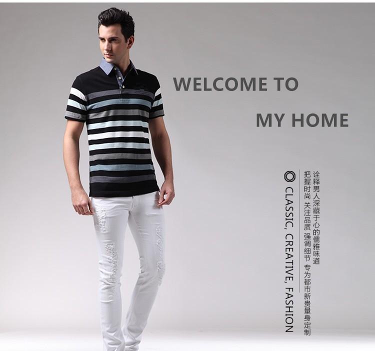 2016 мода летом с коротким рукавом хлопка мужчины поло высокое качество мягкий Braethable модной мужской сплошной Camisa рубашки поло S-XXL