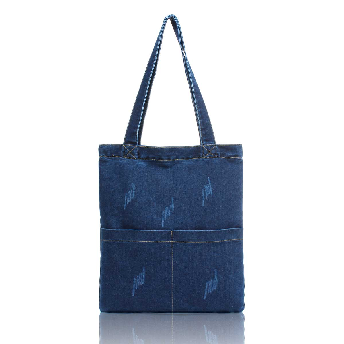 2016 Large Capacity Women Bag Denim Handbags Shoulder Bags Jean Fabric Summer Sping Style Daily Simple Design Casual Totes<br><br>Aliexpress