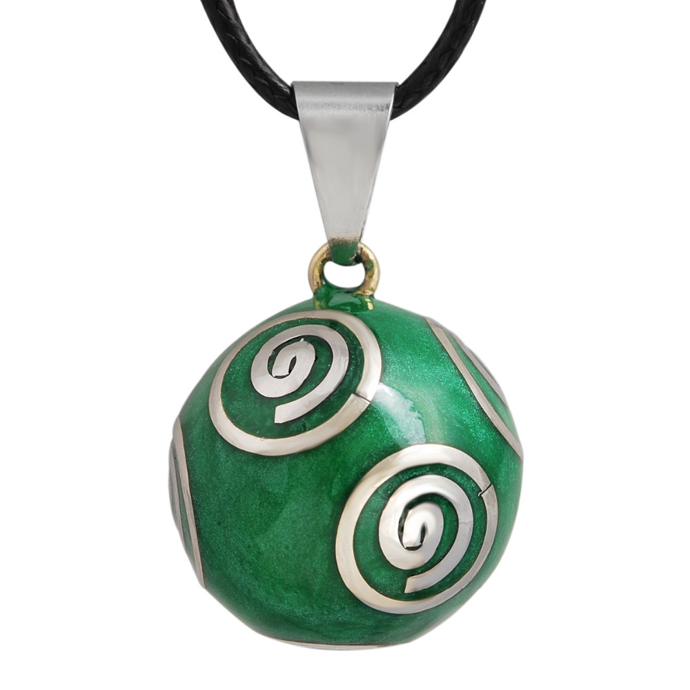meaning jewelry Lucky Angel sounds baby chimes ball ...