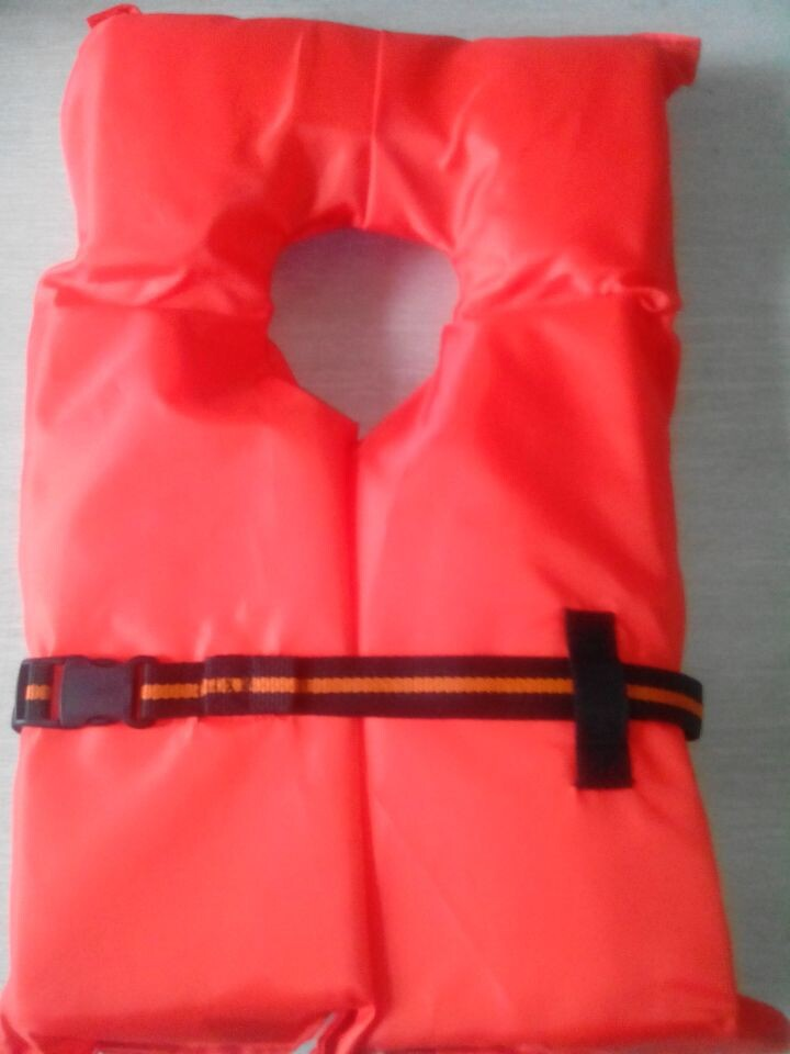 SOLAS marine life jacket life vest personal floating device CE(MED) life jacket 100N(China (Mainland))