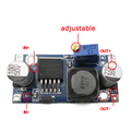 Free shipping LM2596s adjustable voltage modular DC DC converter step down adjustable regulator a lot 10PCS