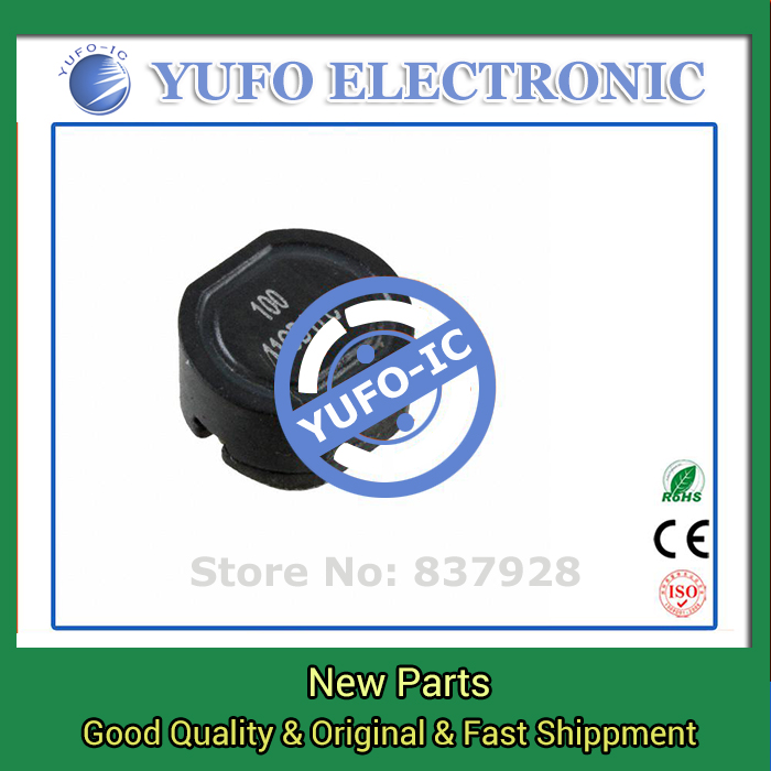 Free Shipping 10PCS LDS0705-100M-R original authentic [FIXED IND 10UH 2.54A 36 MOHM SMD]  (YF1115D)