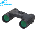 AOMEKIE Professional Quality Metal 8X25 HD Binoculars Optics Glass Green Film Lens Outdoor Hunting Sports High