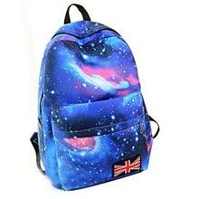 Women Backpack 2015 New Ladies Shoulder Bag Leather Printing Backpacks School Bags For Teenage Girls Canvas Book Bag Women(China (Mainland))