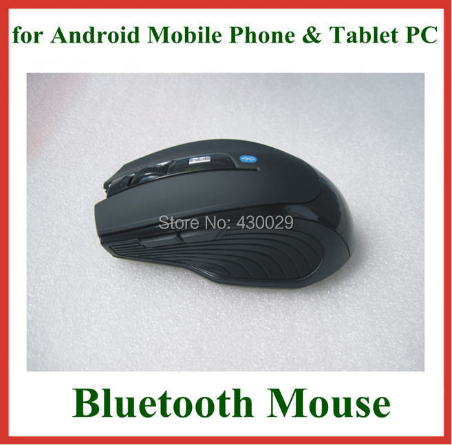 1pc Wireless Bluetooth 3.0 Mouse Optical 800DPI for Android Mobile Phone Tablet PC Laptop Notebook PC 5 Colors High Quality(China (Mainland))