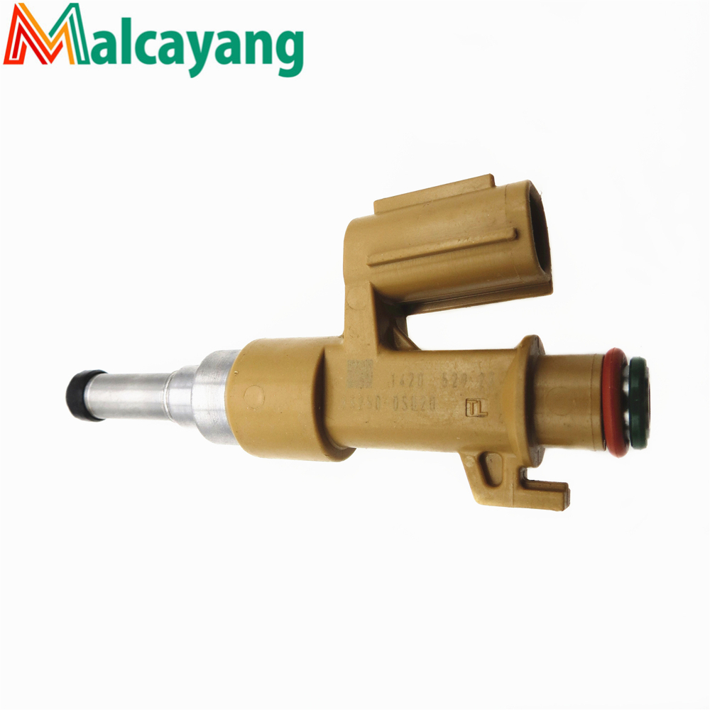 Fuel Injector for Toyota Land Cruiser Sequoia Tundra 4.6L/5.7L V8 2009 2010 2011 2012 2013 2014 2015 23209-39165 23250-39165(China (Mainland))