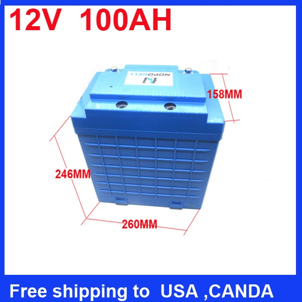 Free shipping 12v 100ah lifepo4 solar battery pack high power high discharge rate pouch cells(China (Mainland))