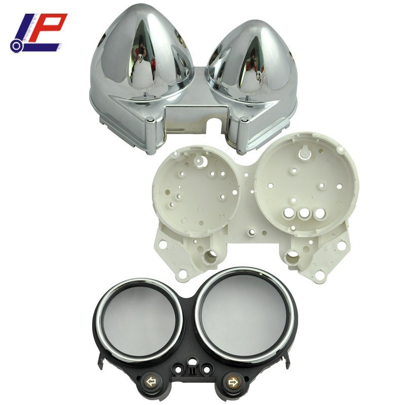 For Honda X4 CB1300 1997-2000 CB 1300 X-4 97-00 Motorcycle Gauges Cover Case Housing Speedometer Tachometer Instrument