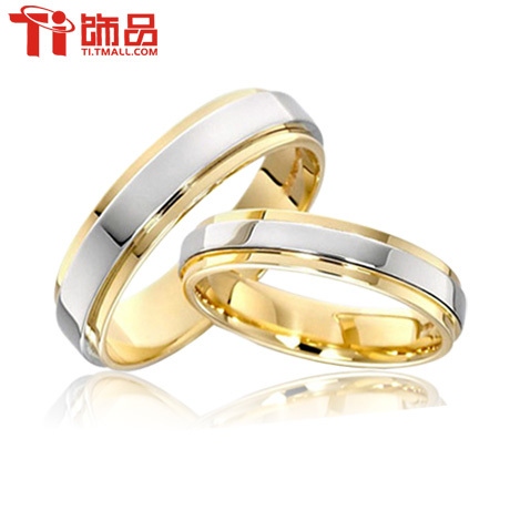 Free Shipping Super Deal Ring Size 3-14 Titanium Woman Man's wedding Rings Couple Rings(China (Mainland))