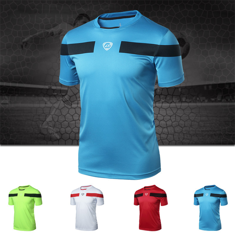 Men Tops Tees Quick Dry Brand T Shirt High Quality Dry Fit Men Sports Shirt camisetas masculinas Fitness Compression Tights(China (Mainland))