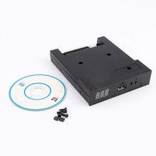 """SFR1M44-U100K preto 3.5 """"1000 Unidade de Disquete para emulador Simulação USB Para Musical Keyboad(China (Mainland))"""