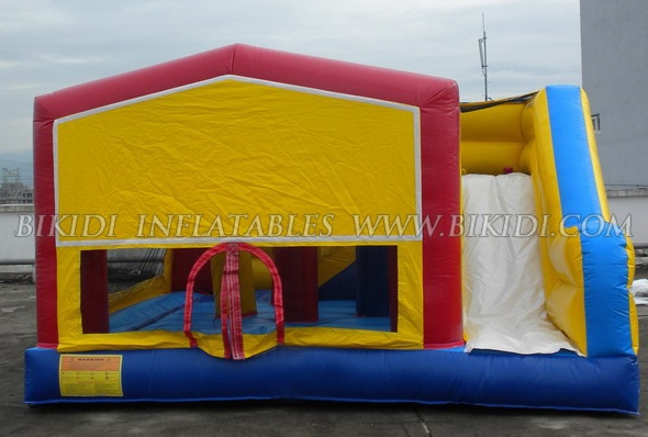 Inflatable combo jumper, party bounce house B3071(China (Mainland))