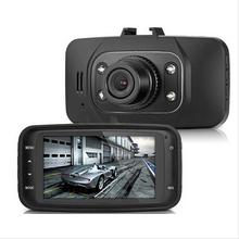 2015 новая версия нормальный разрешение 720 P 2.7 дюймов GS8000L автомобильный видеорегистратор видеокамера с розничной упаковке