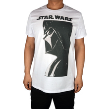 Star wars 2013 vader profile george middot . lucas t-shirt
