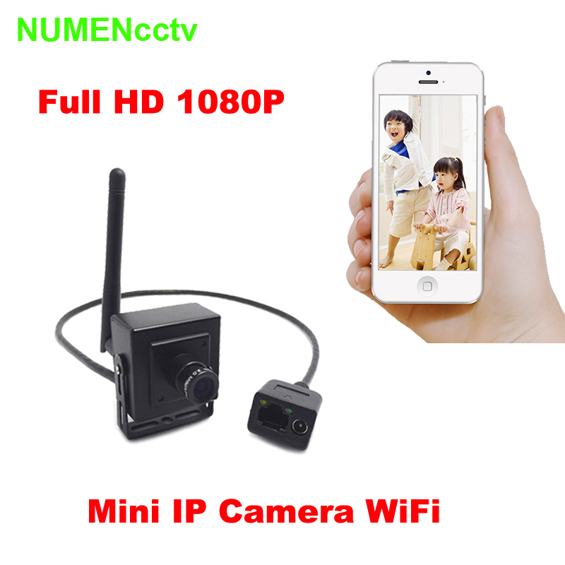 Mini Wireless Surveillance Video Camera CCTV WIFI Network Camera Outdoor security camera 1080P IP Cam smartphone view(China (Mainland))