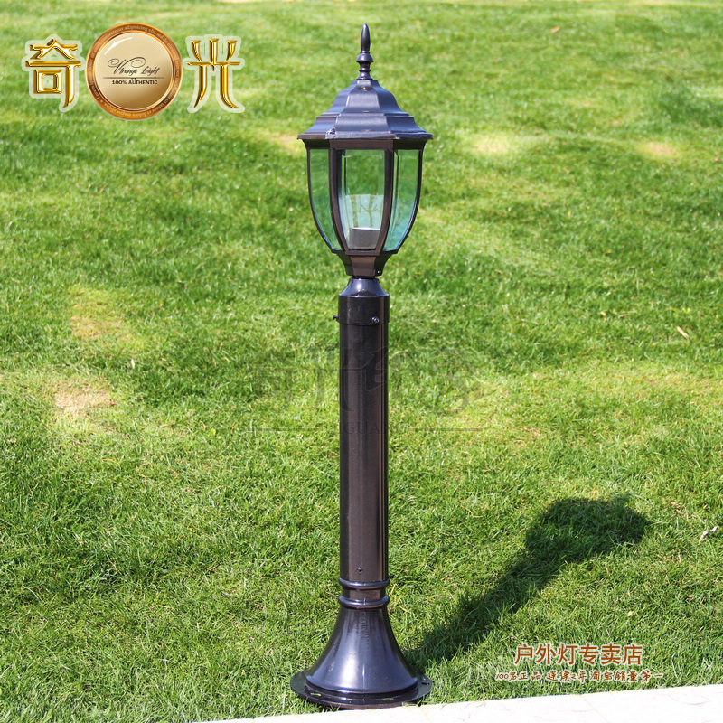 Lawn lamp garden lights road lamp fashion garden lights outdoor pole lamps(China (Mainland))