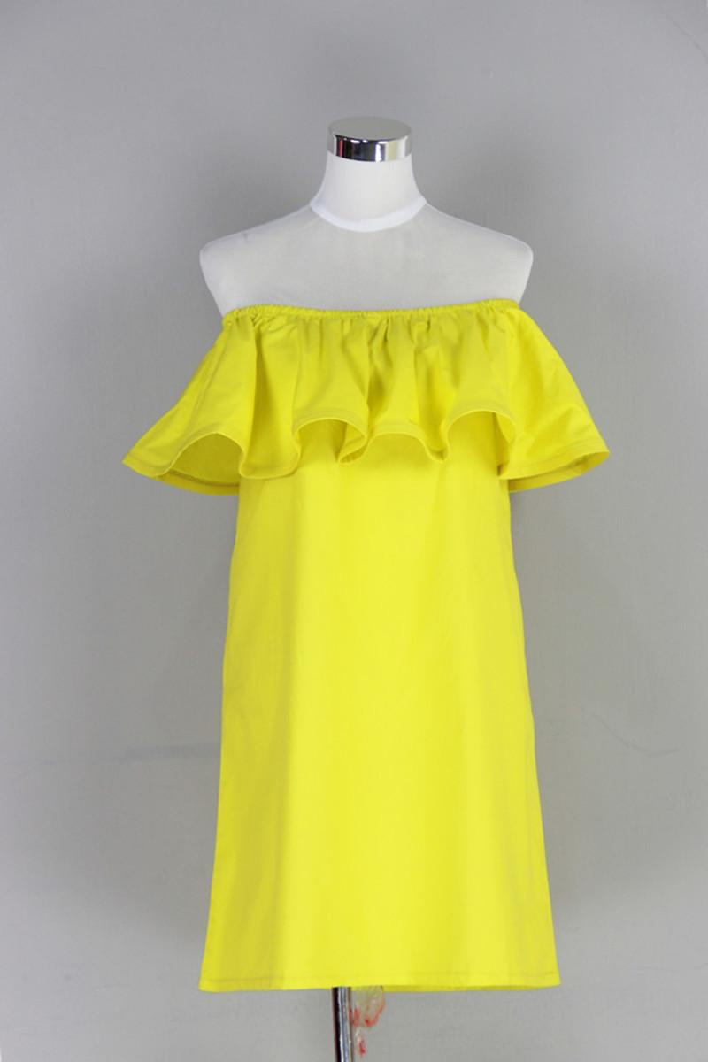 Сшить прямое платье на плечах