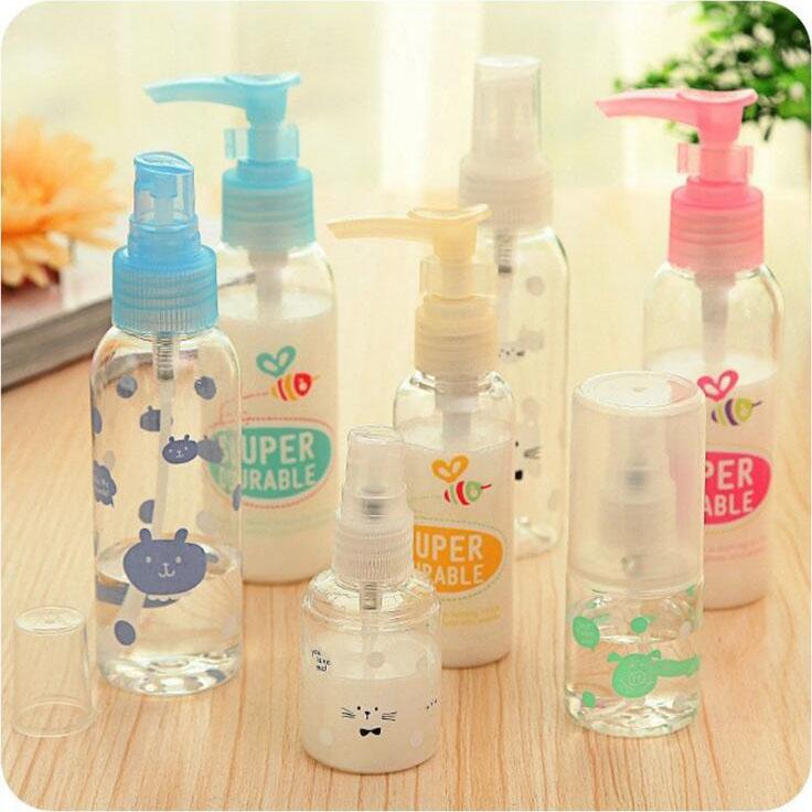 Бутылочки для геля для душа