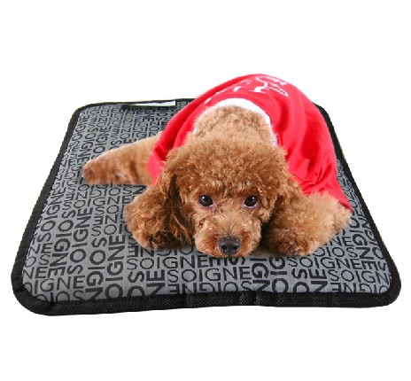 Waterproof Electric Heating Mat, Electric Heating Pad for Cats and Dogs, Warm Blanket for Pets During Winter(China (Mainland))
