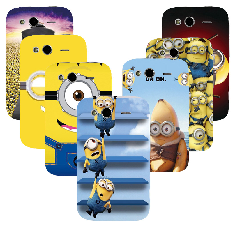 Printed Hard Cover Case For HTC Wildfire S A510E G13 Cases High Quality Ultra thin Slim Painted Fashion Cute Cartoon Shell Bag(China (Mainland))