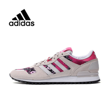 Original Adidas Originals ZX 700 women's Skateboarding Shoes B25714 lace-up sneakers - Relee Sports Shop store