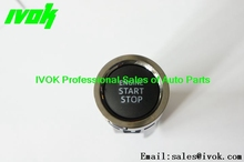Start Stop Push Switch Engine Start Stop Switch Ignition Switch Push Start Switch for Toyota 15C7161