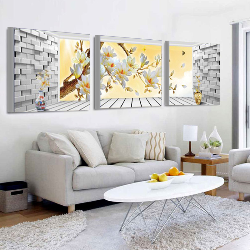 No Frame Paintings New Sale Wall Art Canvas Painting Cuadros Decoracion 3d Print Large Home