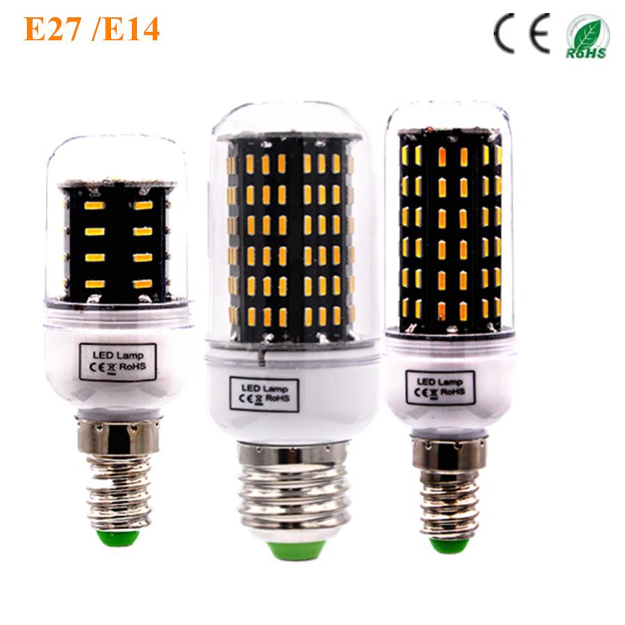 led e27 bulb lamp corn ceiling spot light high bright 220v. Black Bedroom Furniture Sets. Home Design Ideas