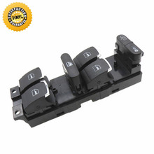 Buy Malcayang Chrome Master Window Controller Switch For VW Jetta Golf GTI MK4 Passat B5 Driver Side 3BD959857 3BD 959 857 1998-2005 for $10.39 in AliExpress store