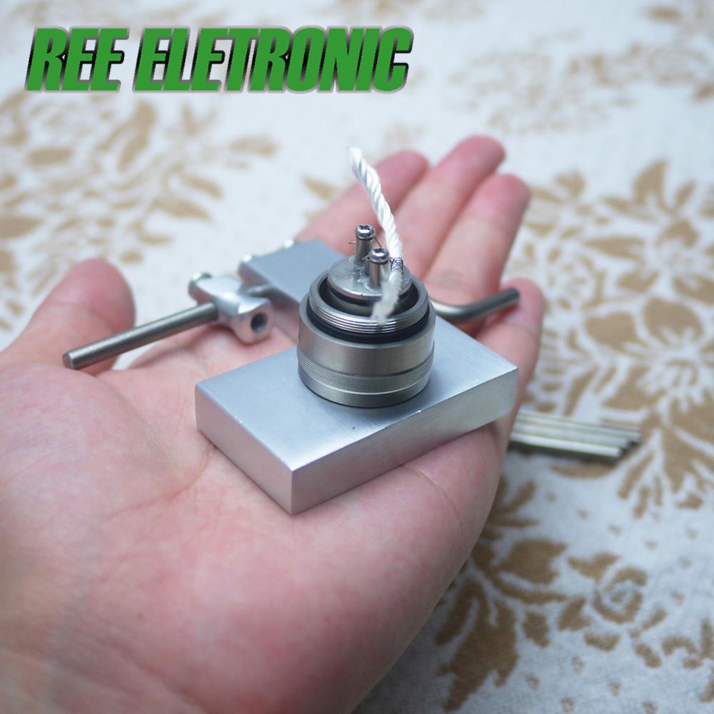 ถูก จิ๊กขดลวดเครื่องมือDiy 2.0มิลลิเมตร-4.0มิลลิเมตรสแตนเลสVapeจิ๊กขดลวดอิเล็กทรอนิกส์อุปกรณ์เสริมมอระกู่บุหรี่อิเล็กทรอนิกส์เครื่องมือสำหรับRBA RDAเครื่องฉีดน้ำ