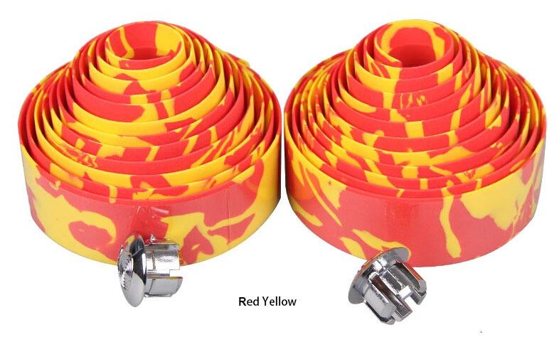 2015 New Arrival cycling handle belt road bike handlebar tape Wrap 1 95m 30 2 5mm