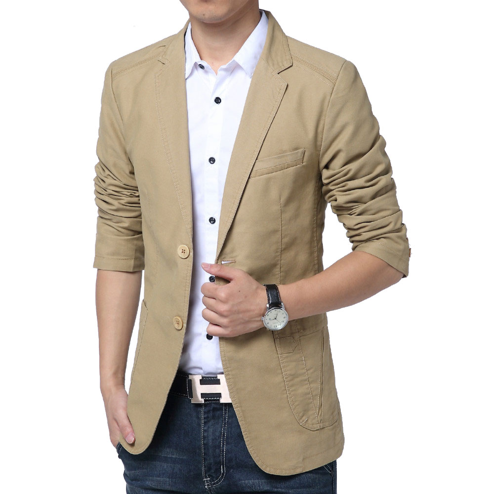 Blazers. You can never have too many large men's blazers because there is always a different occasion that require a different blazer. So we have lots of blazers for you to choose from.