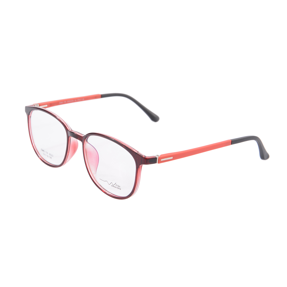 List Of Eyeglass Frame Designers : red round optical glasses frame women brand designer ...