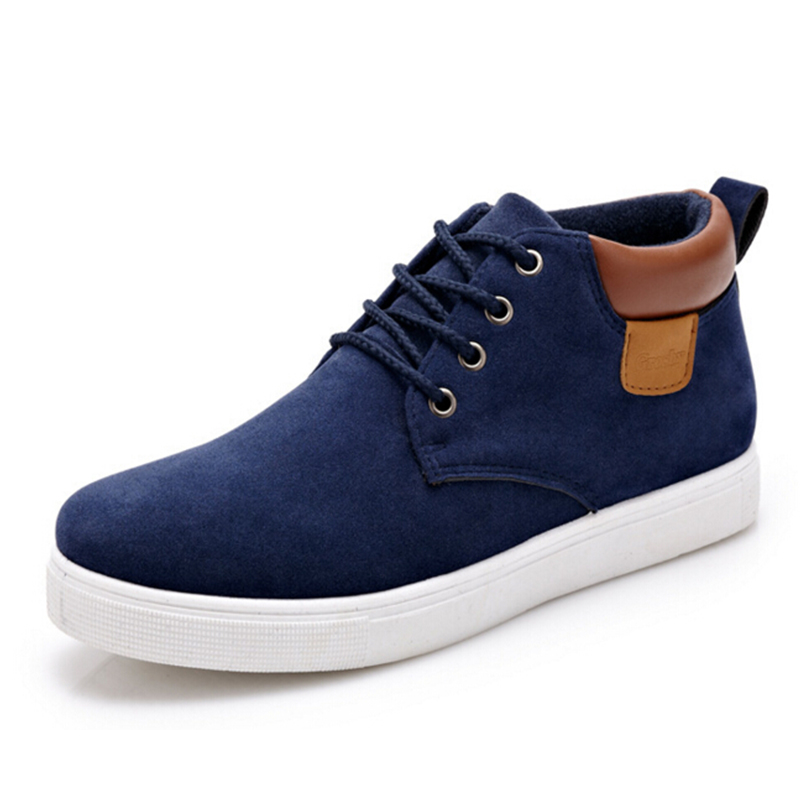 new 2016 shoes fashion high top casual shoes pu