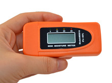 Mini 2Pins LCD Wood Bamboo Cotton Moisture Meter Tester Timber Damp Detector MD816(China (Mainland))