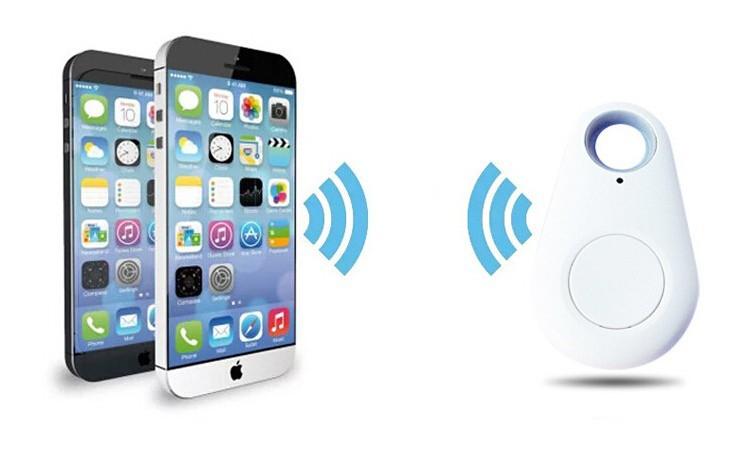 Wireless Smart Bluetooth 4.0 Anti Lost Alarm Bluetooth Tracker Key Finder Child Elderly Pet Phone Car Lost Reminder