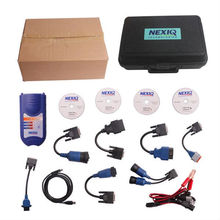 NEXIQ 125032 USB Link 24V Heavy Duty Diesel Truck Diagnose Scanner Tools for heavy duty(China (Mainland))