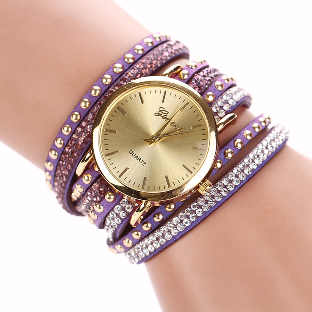 מוצר - 8 Colors New Arrival luxury brand Casual Women's ... Fastrack Watches For Women New Arrivals