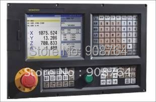 3 Axis CNC system controller milling machine motor speed controller motor control plc cnc milling controller system cnc router(China (Mainland))