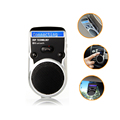Solar Powered Speakerphone Wireless Bluetooth Handsfree Car Kit For Mobile Phone Hands Free Car For Iphone