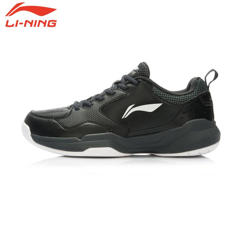 LiNing Original Brand Men 2016 Anthentic <font><b>Tennis</b></font> <font><b>Shoes</b></font> Breathable Tenis Series Sports Balancing Sneaker waterproof male footwear