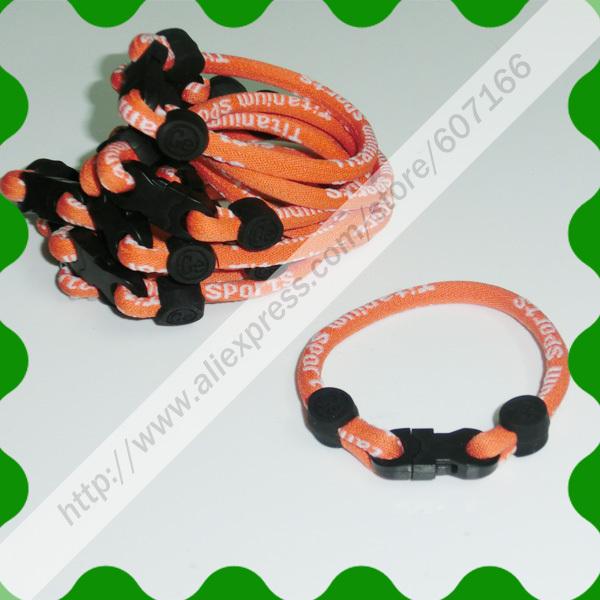 Titanium Ionic Sports Baseball Softball Soccer bracelets<br><br>Aliexpress