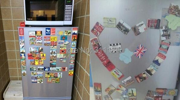 magnetic fridge magnet free shipping full colour print custom printing(China (Mainland))