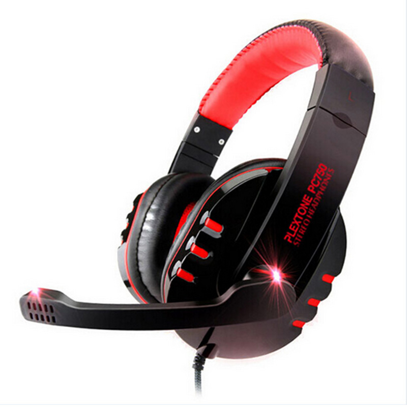Plextone PC750 Stereo Bass Auriculares Casque audio font b Gaming b font font b Headphone b